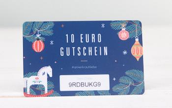 Inhalt Ankerkraut Deluxe Adventskalender 2020