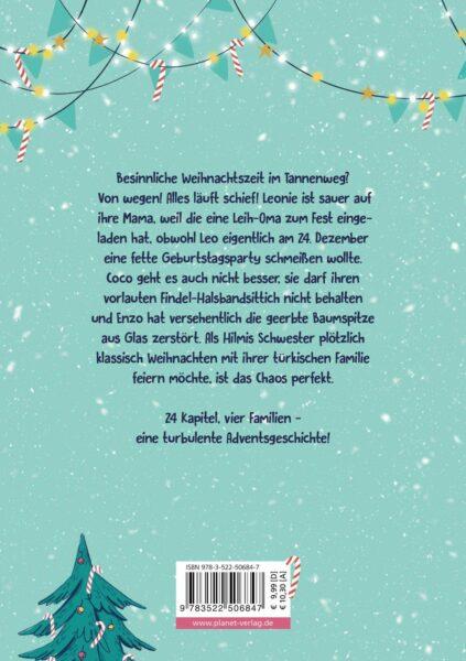 Inhalt Auf Socken durch Flocken rocken: Eine Adventsgeschichte 2021