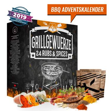 BBQ Grillgewürz-Adventskalender-2019