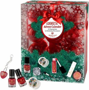 Beauty-Adventskalender Weihnachtskugeln von Otto