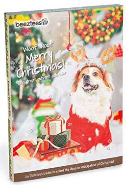 Weihnachtskalender Für Hunde.Beeeztees Adventskalender Für Hunde