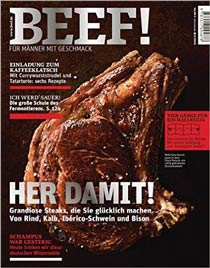Beef! Ausgaben 6 / 2016