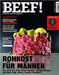 BEEF! Magazin 2017