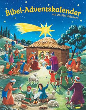 Bibel-Adventskalender-mit-Pixi-Büchern