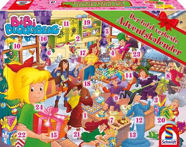 weihnachtskalender für kinder