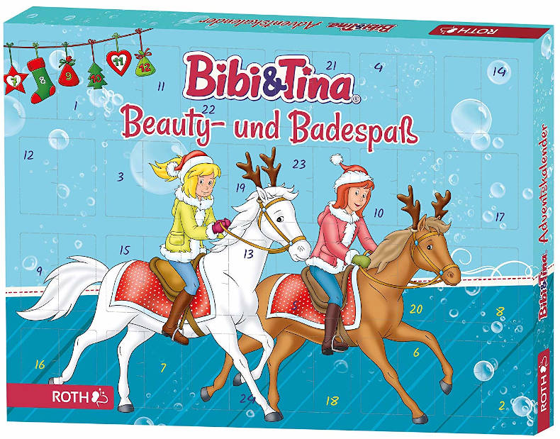 Bibi Tina Beauty Und Badespaß Adventskalender