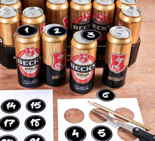 Bier-DIY-Adventskalender-2018-Becks-Dosen