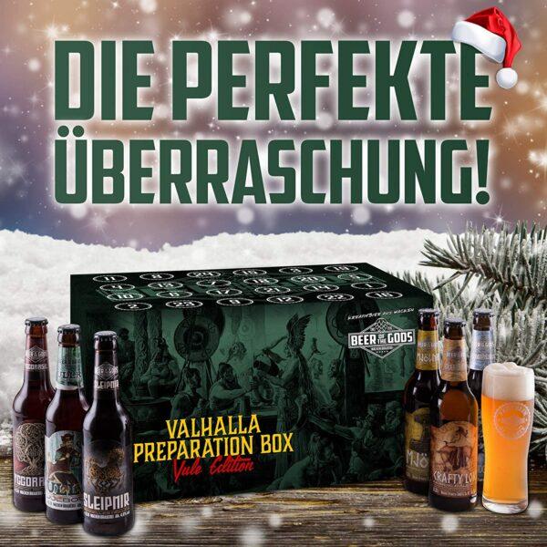 Bier-Adventskalender, Bild 1
