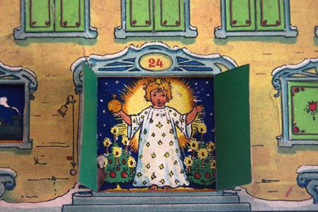Adventskalender Geschichte Heiligabend