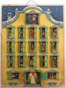 Bild Münchner Adventskalender - Adventskalender Geschichte