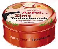 Apfel Zimt und Todeshauch - der Krimi Adventskalender