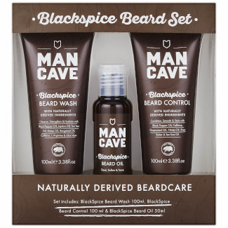Blackspice Beard Care