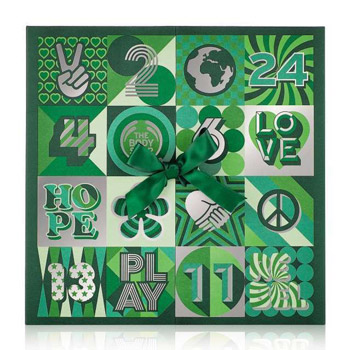Body Shop deluxe Adventskalender 2017