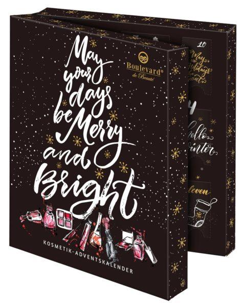 Boulevard de Beauté Beauty in a Book Adventskalender 2019