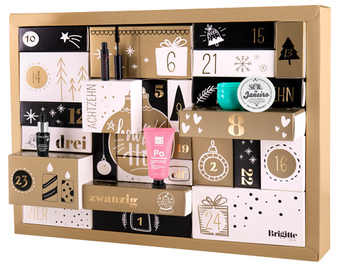 Brigitte Box Adventskalender Premium 2019