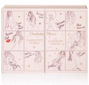 Charlotte Tilbury Beauty Adventskalender