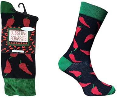 Chili Socken