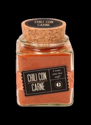 Chili Con Carne Gewürz Füllidee Adventskalender Männer