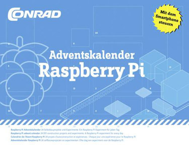 Conrad Components Raspberry Pi Adventskalender