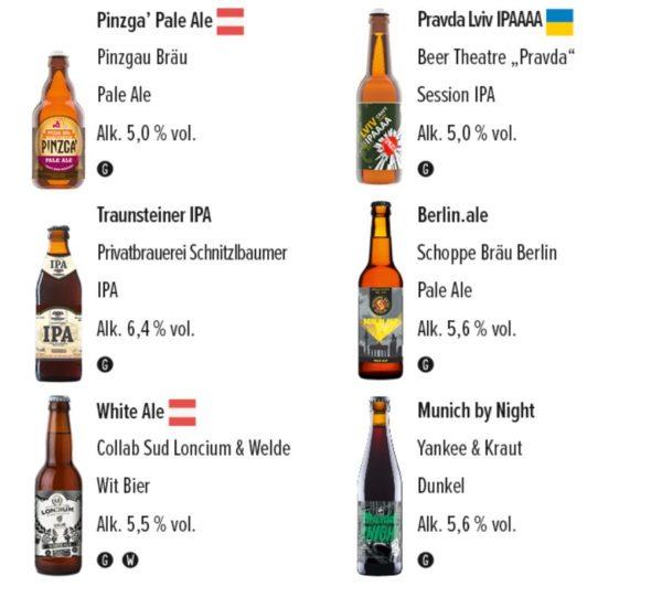 Craft Beer Kalea Inhalt