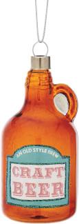 Weihnachtsschmuck  Bier Weihnachtskugel Craft Beer  Füllidee Adventskalender Männer