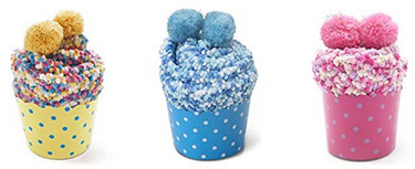 Cupcake-Socken