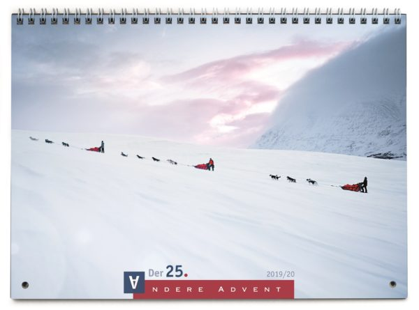 Andere Zeit Adventskalender 2019