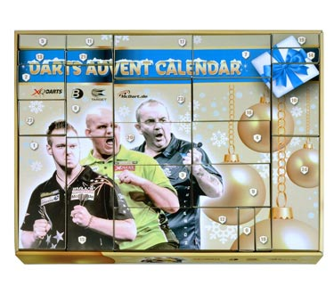 Darts Adventskalender McDart