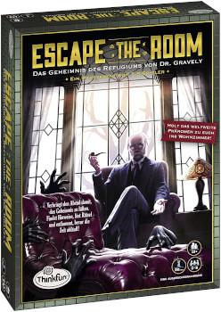 Escape Room, Exit Game, Adventskalender, Geheimnis des Refugiums
