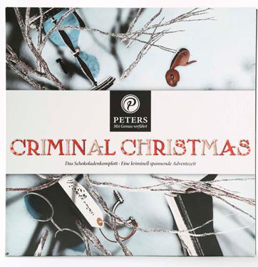 PETERS CRIMINAL CHRISTMAS ADVENTSKALENDER 2019