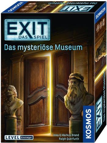 Exit Game Das mysteriöse Museum Adventskalender