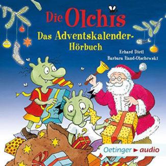 Die Olchis Hoerbuch Adventskalender 2016