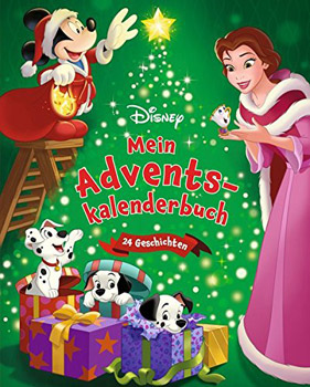 amazon Disney Klassiker Adventskalender 2018
