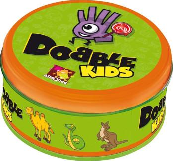 Dobble Kids Reaktionsspiel Adventskalender Füllen Kinder