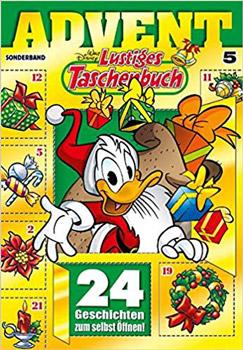 LTB Donald Duck Adventskalenderbuch