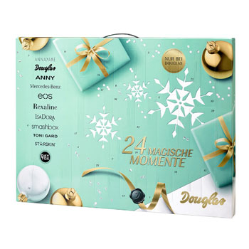 Douglas Adventskalender Frauen Beauty 2016