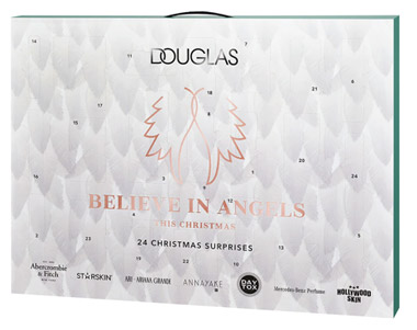 "Douglas Adventskalender 2018 ""Believe in Angels"""