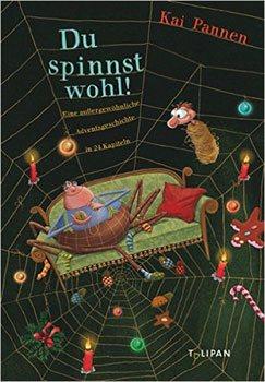 Du Spinnst Wohl Adventskalender Buch 2015
