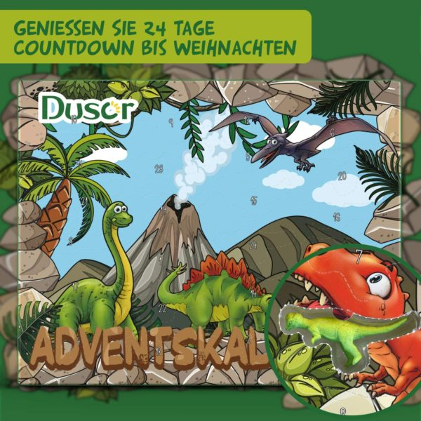 Dusor Adventskalender 2020 Inhalt
