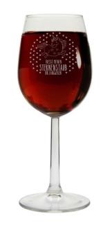 Weinglas Einhorn