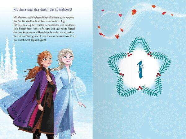 Eiskönigin 2 Adventskalender 2021