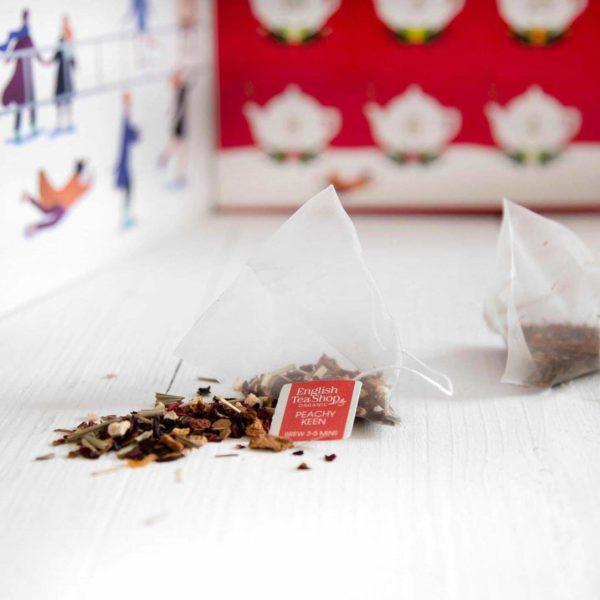 English Tea Adventskalender 2020 Inhalt