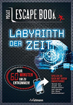 Escape Room, Exit Game, Adventskalender, Labyrinth der Zeit