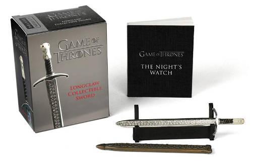 Füllen GOT Taschenbuch mit Schwert