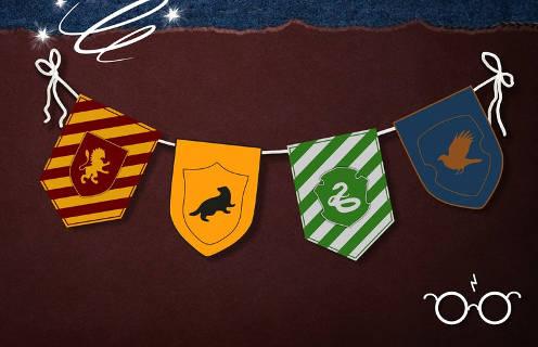 Füllen Harry Potter Download Banner