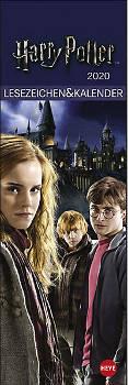 Füllen Harry Potter Kalender und Lesezeichen