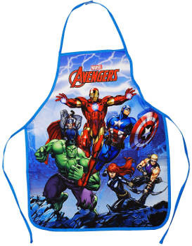 Avengers Schürze