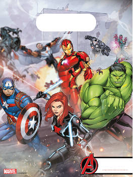 Avengers Tüten
