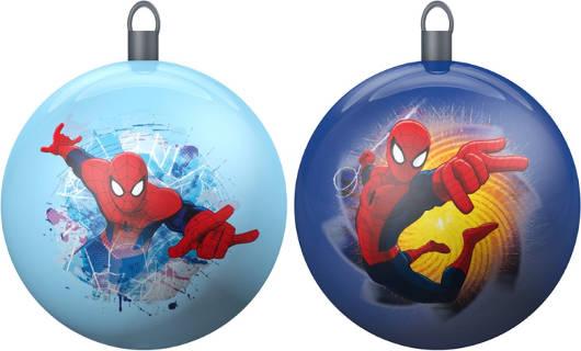 Spiderman Weihnachtskugeln
