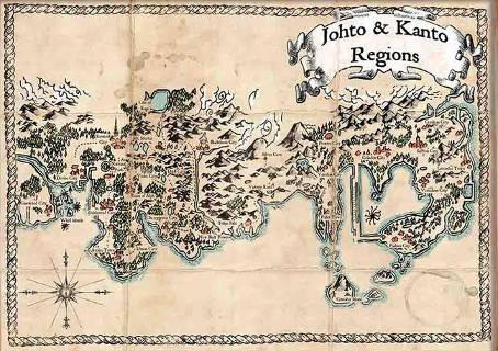 Adventskalender Füllen Pokémon Landkarte